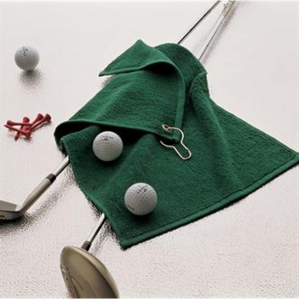 Luxury range - golf towel