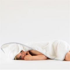 Babies hooded towel