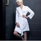 Women's wrap robe