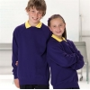 Kids raglan sleeve sweatshirt