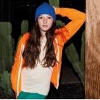 Unisex flex fleece zip hoodie (F497)
