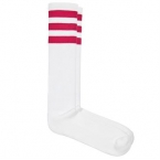 Unisex stripe knee-high sock (RSASKL)
