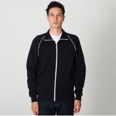 Unisex California fleece track jacket (5455)