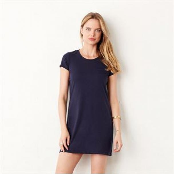 Jersey t-shirt dress