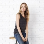 Flowy scoop muscle t-shirt