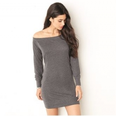 Lightweight sweater dress