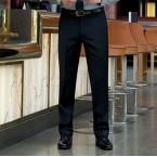 Avalino single pleat trouser