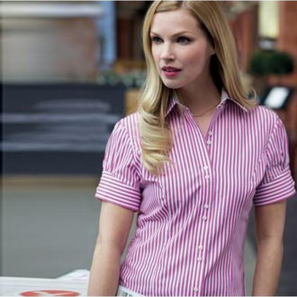 Women's Liguria short sleeve blouse