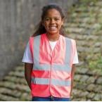 Kid's Enhanced Visibility Vest