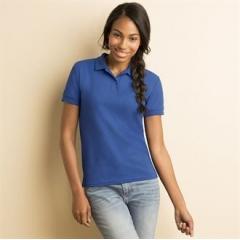 Women's DryBlend double pique sports shirt