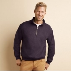 HeavyBlend vintage 1/4 zip sweatshirt