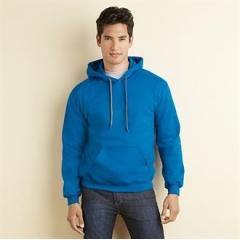 Premium cotton hooded sweatshirt