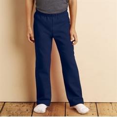 Youth HeavyBlend open hem sweatpants
