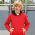 Kids varsity hoodie