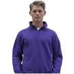 Sophomore A zip sweatshirt
