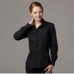 Women's bar shirt long sleeve