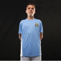 Kids Manchester City FC t-shirt