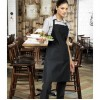 Deluxe apron with neck adjusting buckle