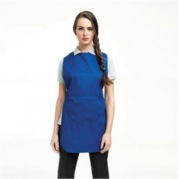 Long length pocket tabard
