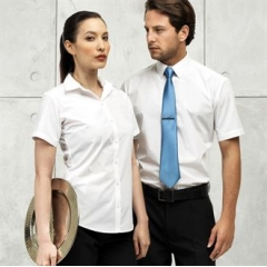 Supreme poplin short sleeve shirt