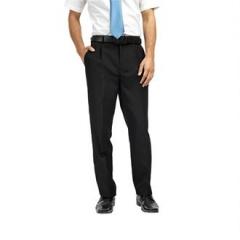Polyester trouser (single pleat)