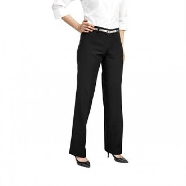 Women's polyester trouser