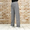Pull-on chef's trousers