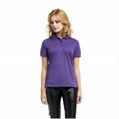 Women's Coolchecker pique polo