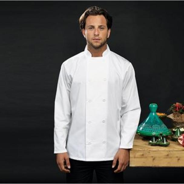 Long sleeve chef's jacket