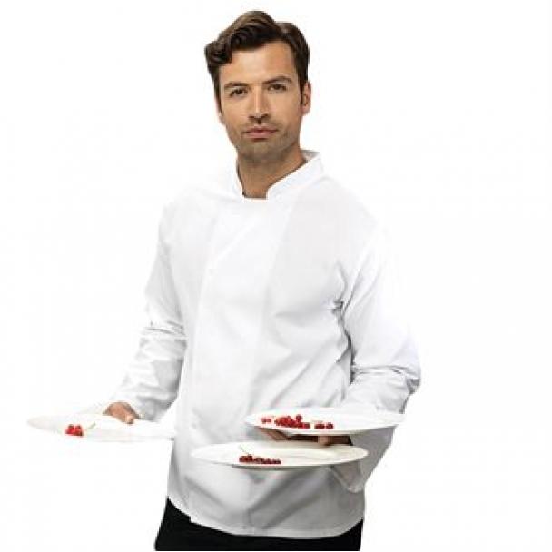 Coolmax long sleeve chef's jacket