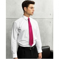 Colours satin tie