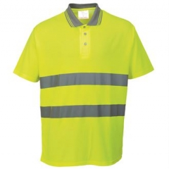 Cotton comfort polo shirt (S171)
