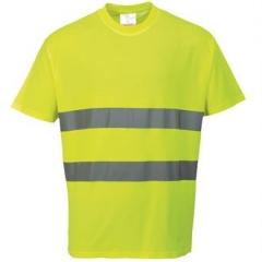 Cotton comfort t-shirt (S172) EN ISO 20471 CLASS 2