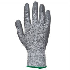 Cut 5 PU palm glove (A622)