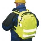 Hi-vis rucksack (B905)