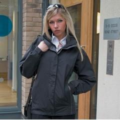 Women's urban fell lightweight technical jacket