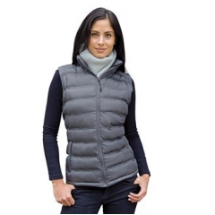 Women's ice bird padded gilet