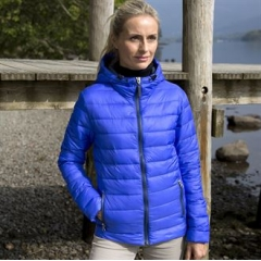 Women's Urban snowbird hooded jacket