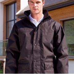 Platinum manager's jacket