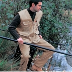Adventure safari waistcoat