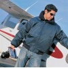 Classic flying jacket