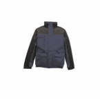 Condenser heavy duty bomber jacket
