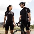 Women's padded bikewear shorts
