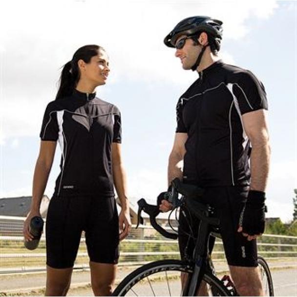 Padded bikewear shorts