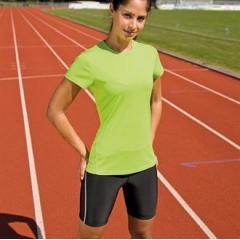 Women's Spiro base bodyfit shorts