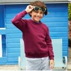 Classic 80/20 kids raglan sweatshirt