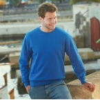 Premium 70/30 set-in sweatshirt