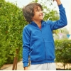 Premium 70/30 kids sweatshirt jacket