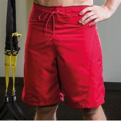 Unlined board shorts