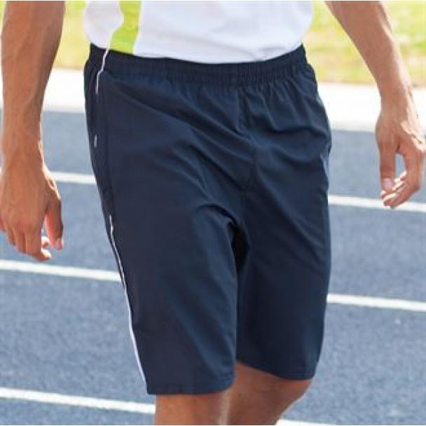 Teamsport all purpose longline lined shorts